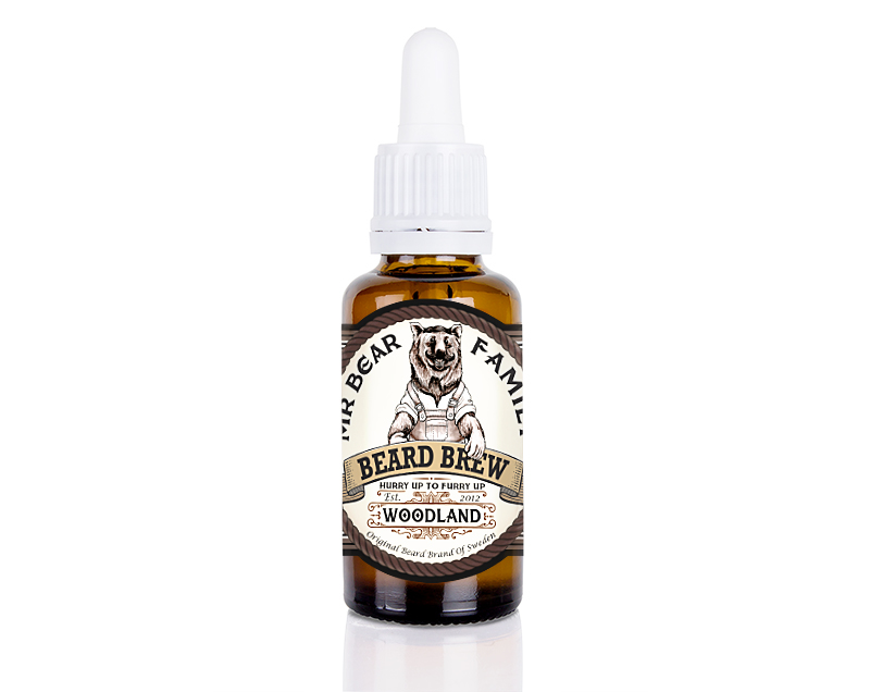 Mr Bear Family - Beard Brew Woodland 30ml