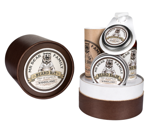 Mr Bear Family - Beard kit Woodland
