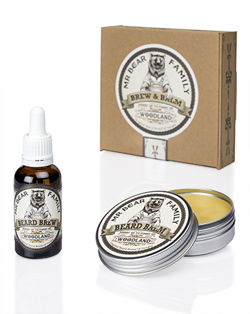Mr Bear Family - Special Brew & Balm Woodland