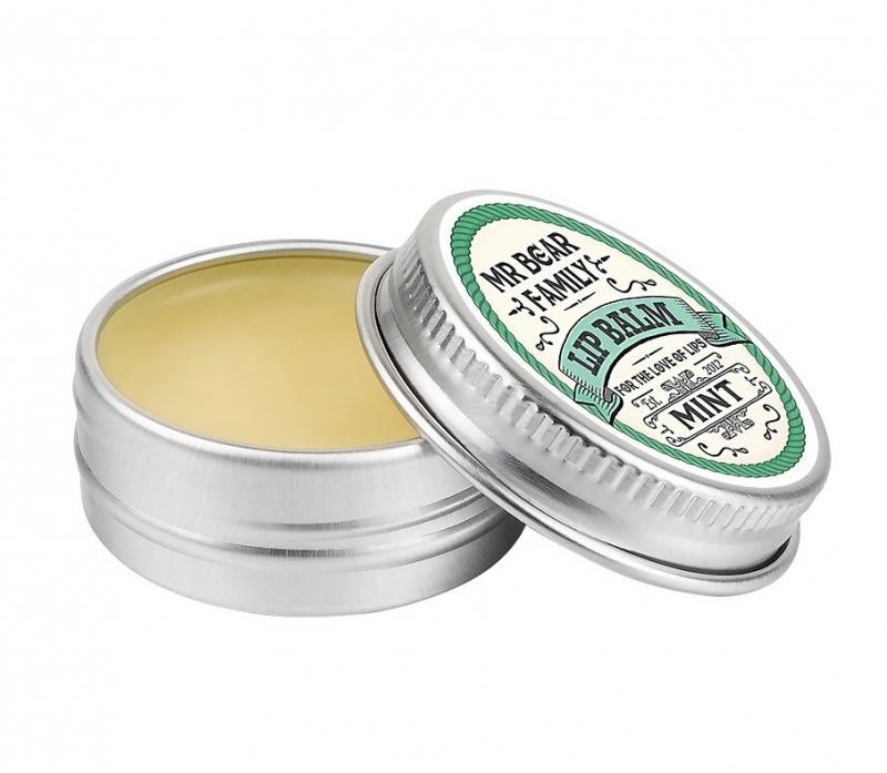 Mr Bear Family - Lip Balm Mint