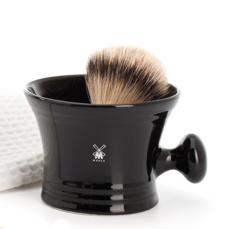 Mühle - Shaving mug Black