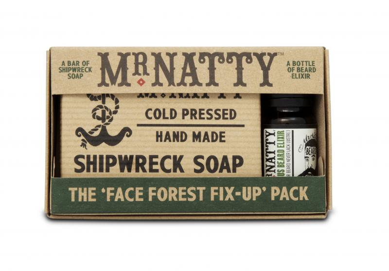 Mr Natty - Face Forest Fix Up Pack