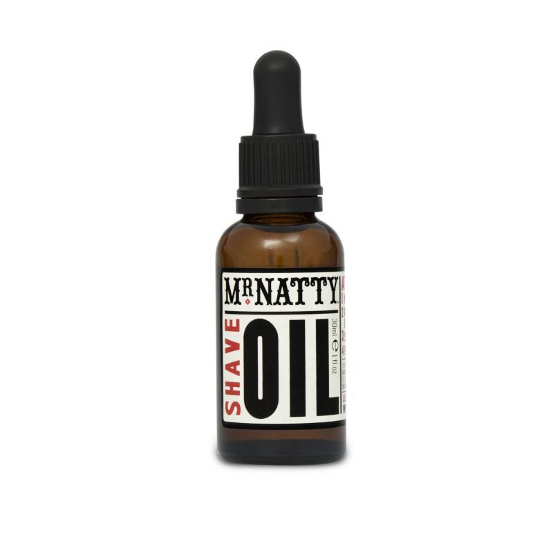 Mr Natty - Shave oil