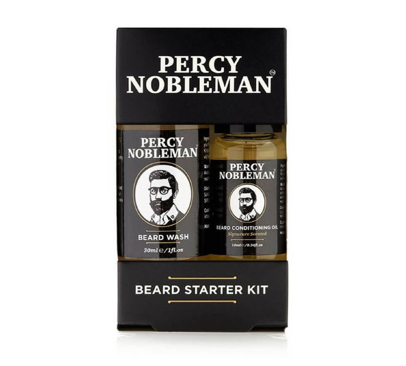 Percy Nobleman - Beard Starter Kit