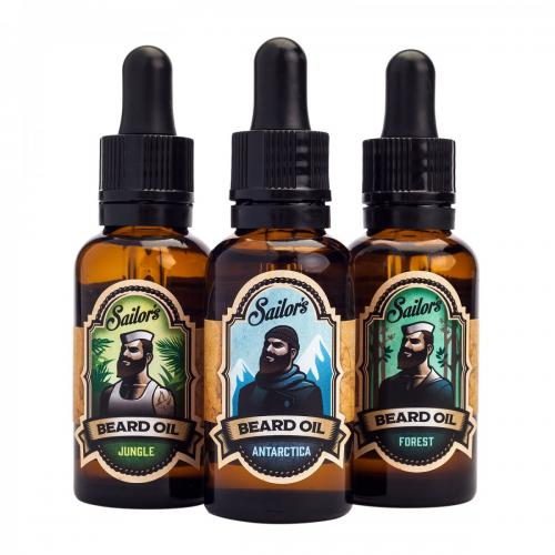 Sailors - Beard Oil 30ml