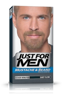 Just For Men - Skäggfärg Sandblond