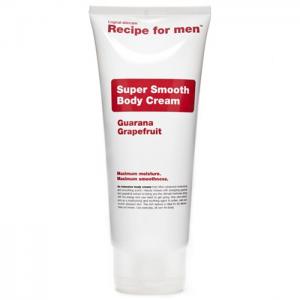Recipe For Men - Super Smooth Body Cream