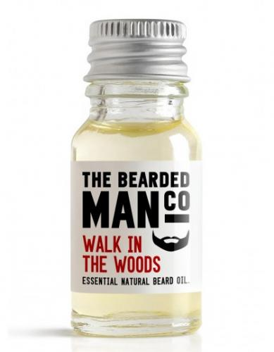 The Bearded Man Company - Beard Oil Walk in the Woods 10 ml