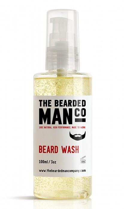 The Bearded Man Company - Beard Wash