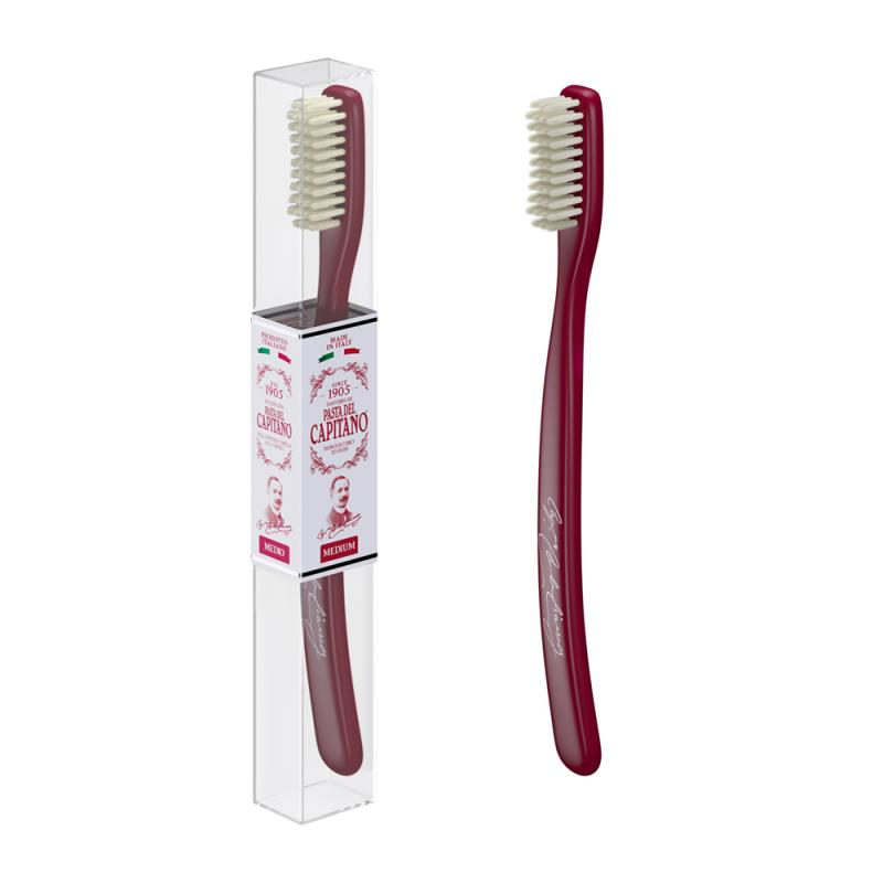 Pasta del Capitano 1905 - Replay Toothbrush Red