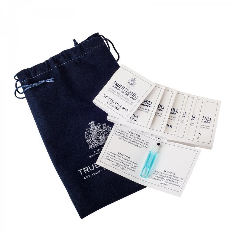 x8 - Truefitt & Hill Sample Pack Cologne