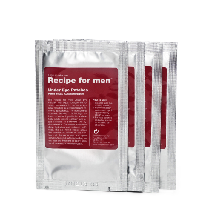 ​Recipe For Men - Under Eye Patches