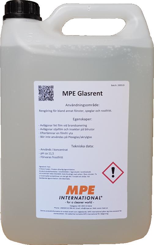 MPE Glasrent