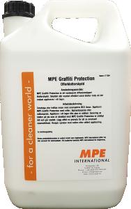 MPE Graffiti Protection