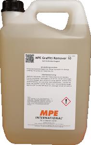 MPE Graffiti remover 10