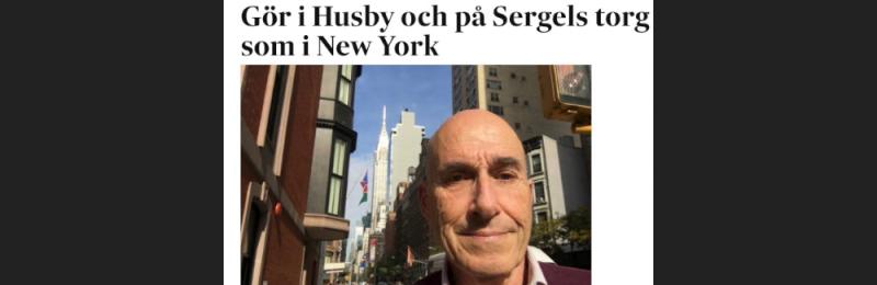 Så har man lyckats skapa ett renare New York