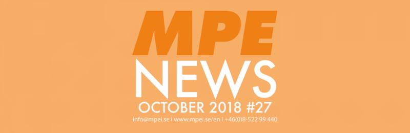 MPE News #27