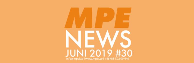 MPE News #30