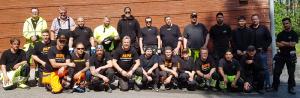 Extrainsatt klottersaneringskurs i Stockholm - 17-19 september