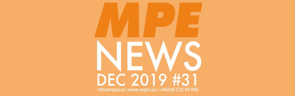 MPE News #31