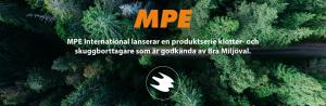 Våra nya miljömärkta produkter!
