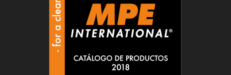 NEW Our Product catalog in Spanish