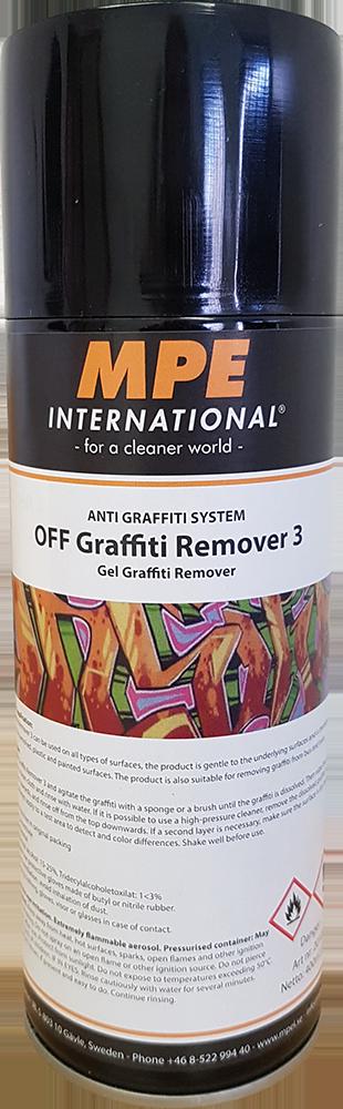 OFF Graffiti Remover 3