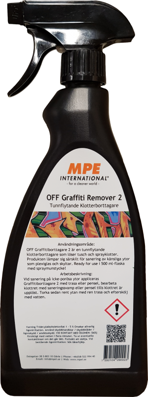 OFF Graffiti Remover 2