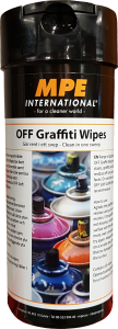 OFF Graffiti Wipes