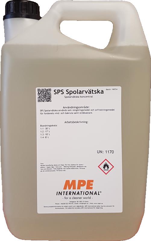 SPS Spolarvätska
