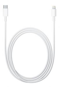 Apple Lightning till USB-C Kabel (2m)