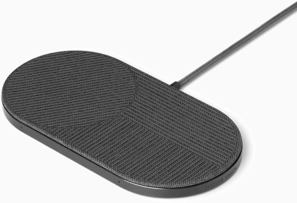 Native Union Drop XL Wireless Charger Slate