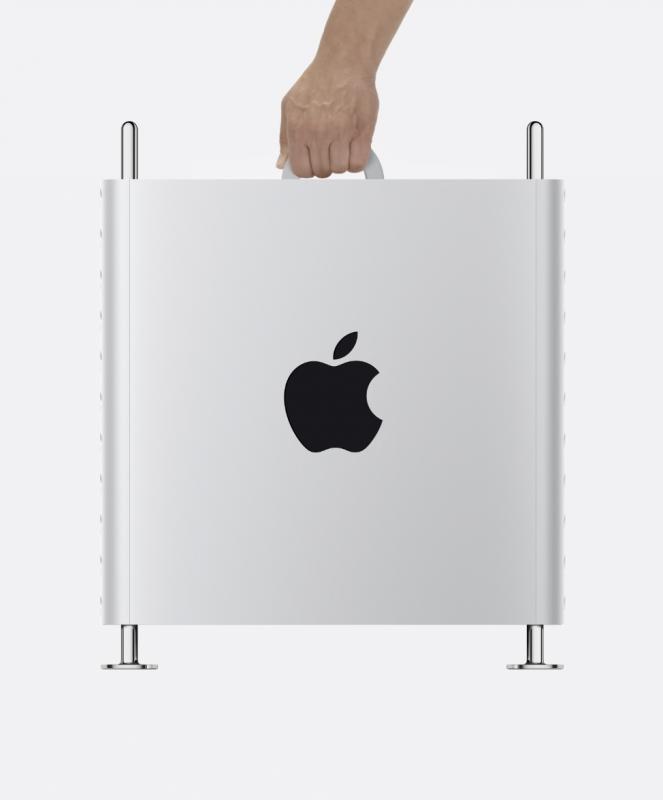 Mac Pro Torn 3.5GHz 8-core Intel Xeon W 32GB 256GB Radeon Pro 580X 8GB