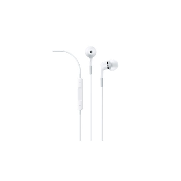 Apple In-Ear hörlurar med fjärrkontroll och mic