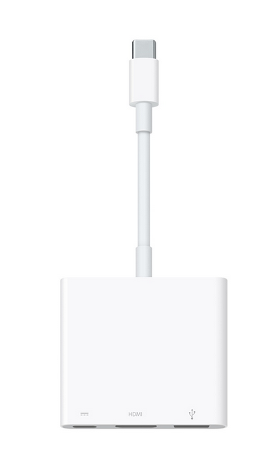 Apple USB-C AV Multiport HDMI Adapter