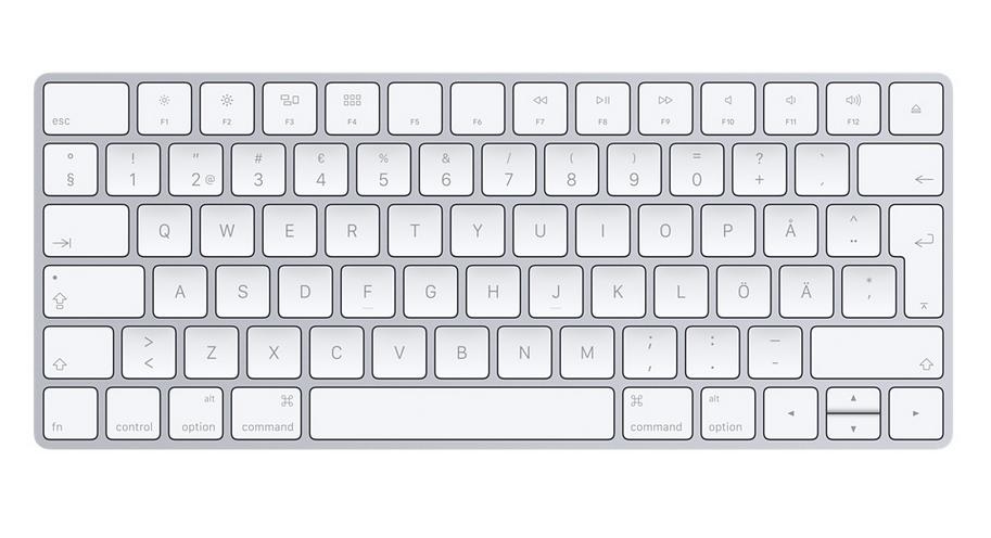 Apple Magic Keyboard - Svenskt