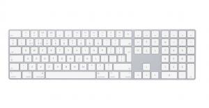 Magic Keyboard med numerisk del - Svenskt