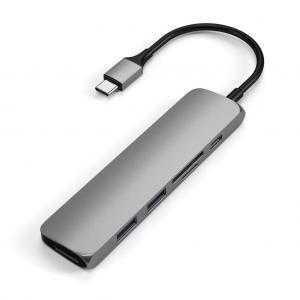 Satechi Slim USB-C MultiPort Adapter V2