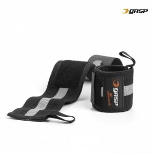1RM Wrist Wraps Black/Grey