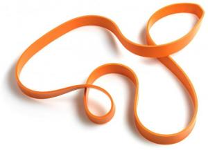 Abilica PowerBand, Orange 3 cm