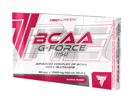 BCAA G-Force 1150 30caps