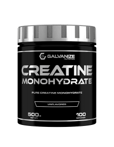 Creatine Monohydrate 500g Unflavored