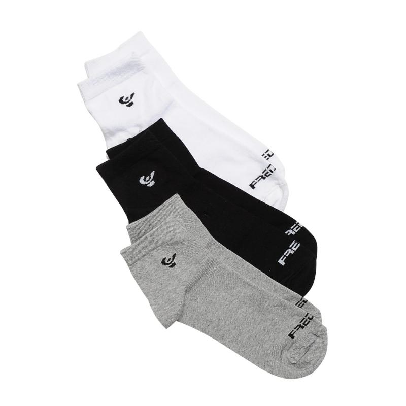 Socks 3-pack - White