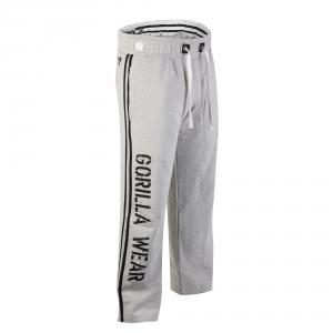 Stripe sweatpants från Gorilla wear