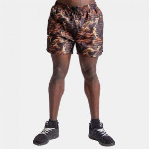 Bailey Shorts, Brown Camo