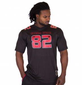 GW Fresno T-Shirt Black/Red