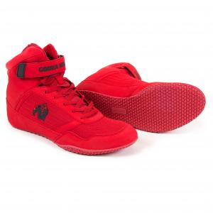 GW High Tops Red