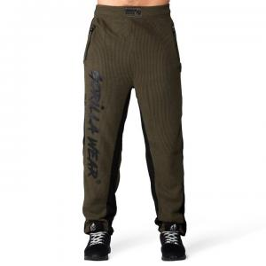 Augustine Old School Pants, Army Green