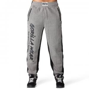 Augustine Old School Pants, Grey