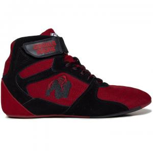 Perry High Tops Pro, black/red